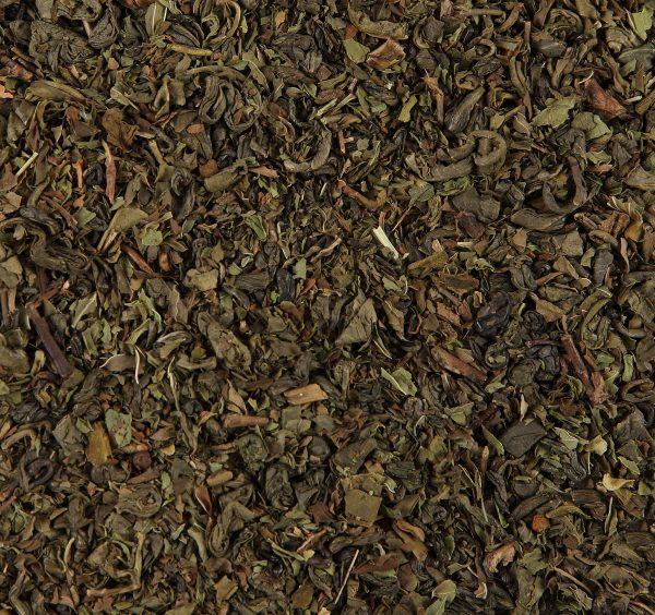 Thé vert aux 2 menthes BIO