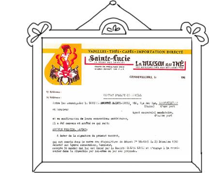 Sainte Lucie La Maison du Thé