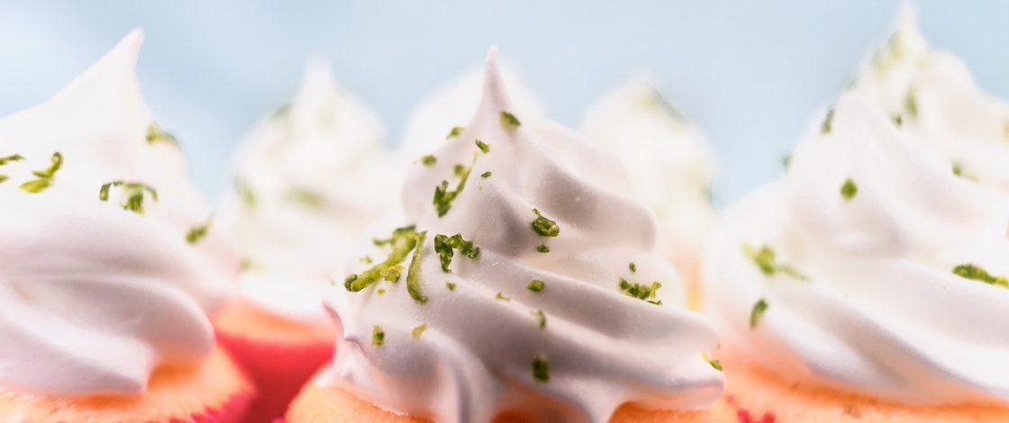 Mini cupcakes au thé chaï